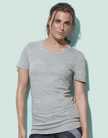 Camiseta mujer Active intense Tech (ST8120)
