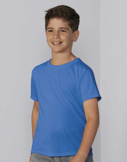 Camiseta Gildan Performance® niño (42000B)