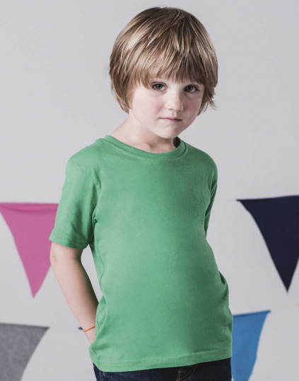 Camiseta Super Soft niño (HM15/MK15)