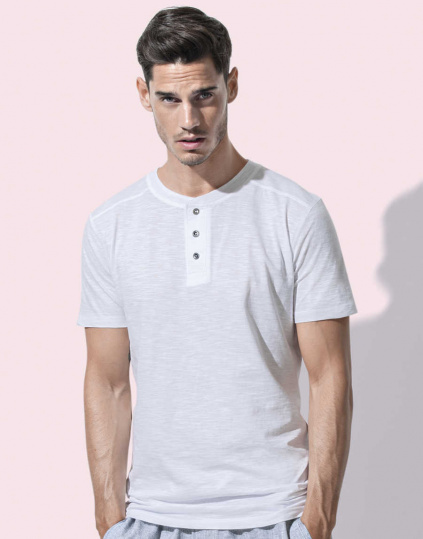 Camiseta Shawn hombre (ST9430)