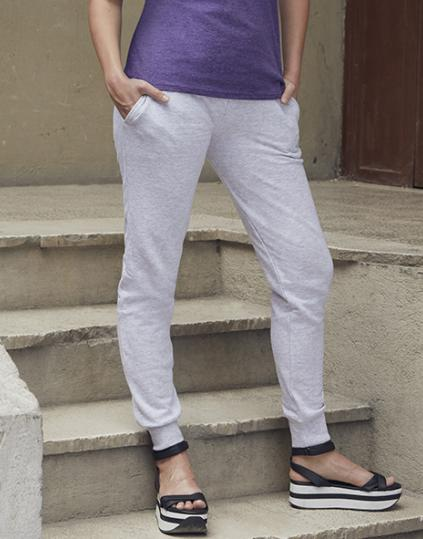 Lightweight Cuffed Jog Pants - 64-046-0(900.01)