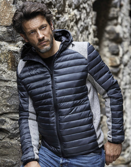 Hooded Outdoor Crossover Jacket (9610)