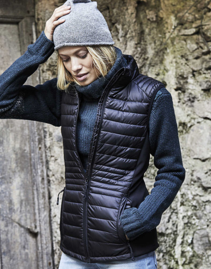 Ladies Crossover Bodywarmer (9625)