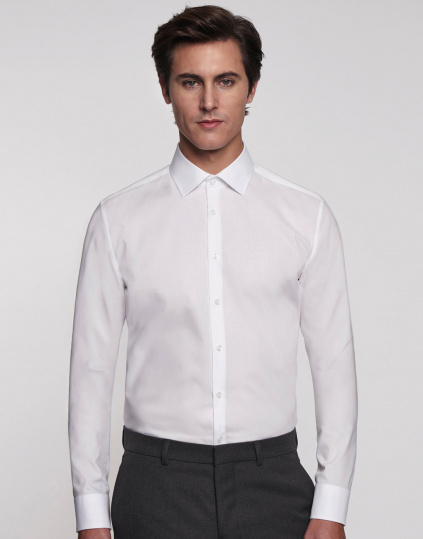 Camisa Business slim fit (675198)