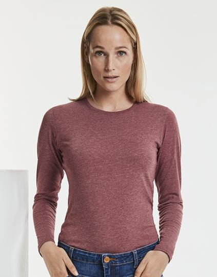 Ladies Long Sleeve HD T - R-167F-0(172.00)
