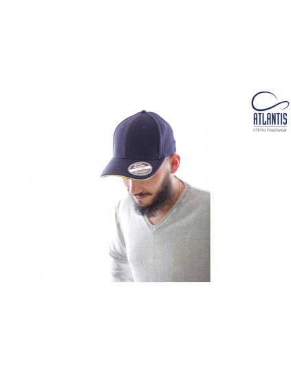 Gorra 6 paneles CADDY