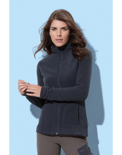 Active Fleece Jacket Chaqueta fleece para mujeres