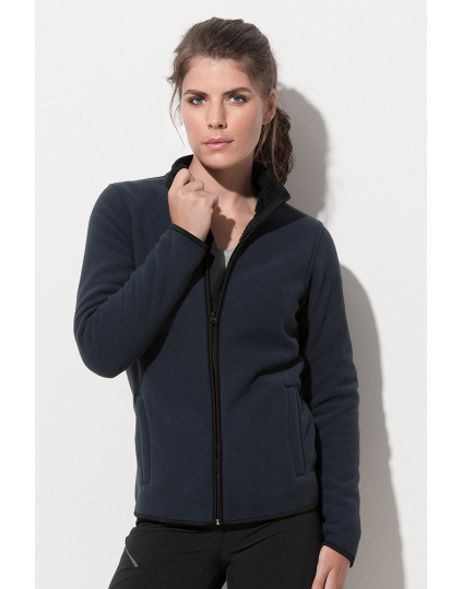 Active Teddy Fleece Jacket Chaqueta fleece para mujeres