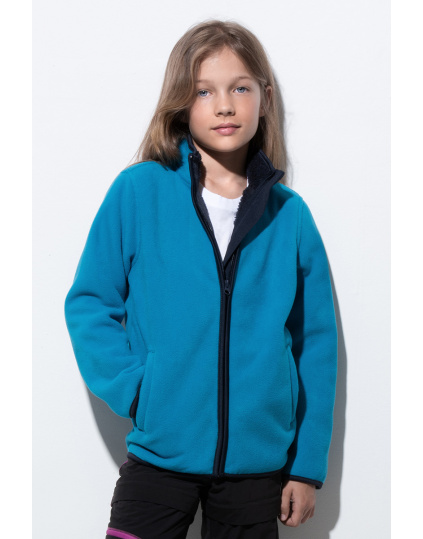 Active Teddy Fleece Jacket Chaqueta fleece para niños